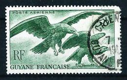 Guayana (Francesa) Nº A-35 Usado Cat.20€ - Guyane Française (1886-1949)