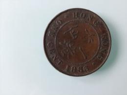 HONG-KONG — One Cent 1866 - Hong Kong