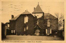 Le Bourg Sous La Roche * Château De La Maronnière - France