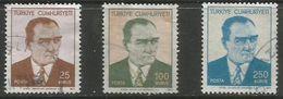 Turkey - 1971 Ataturk Used - Oblitérés