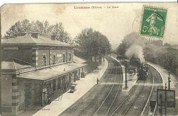 Lozanne La Gare - Otros Municipios