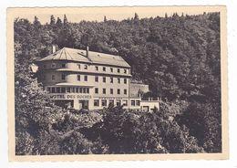 88 Col De La Schlucht Vers Xonrupt Longemer N°1 En 1951 Hôtel Des Roches Prop J. Muller Tél : 3 Poste Stosswihr VOIR DOS - Xonrupt Longemer
