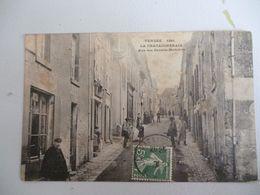 La Chataigneraie  Rue Des Gentils Hommes  ( Tel Quel ) - La Chataigneraie