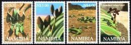 Namibia - 2000 Welwitschia Set (**) # SG 868-871 , Mi 1023-1026 - Namibie (1990- ...)