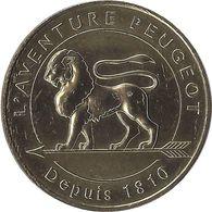 2020 MDP237 - SOCHAUX - L'aventure Peugeot 3 (Depuis 1810) / MONNAIE DE PARIS - Monnaie De Paris