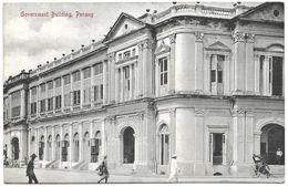Malaysia (Malacca) – Government Bilding – Penang – Year Circa 1920 - Malaysia
