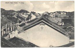 Malaysia (Malacca) – Bird's Eye View – Penang – Year Circa 1920 - Malaysia