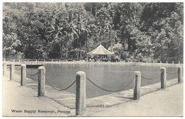 Malaysia (Malacca) – Water Supply Reservoir – Penang – Year Circa 1920 - Malaysia