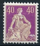 Schweiz / Suisse - Zumstein 112 - Michel 106x - Postfrisch/** MNH - Unused Stamps