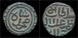 India Sultanate Of Delhi Ala Al-Din Mohamed Copper Jital - Indian