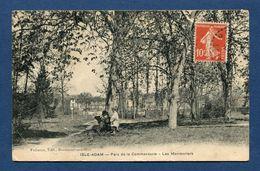 France - Carte Postale -  L'Isle Adam - Parc De La Commanderie - Les Marronniers - L'Isle Adam