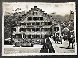 Grimsel-Hospiz Mit Postauto - BE Bern