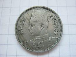 Egypt , 10 Miliemes 1357 (1938) - Egypte