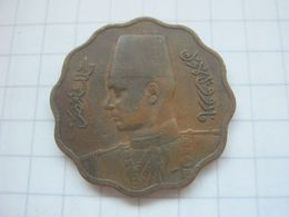 Egypt , 10 Miliemes 1362 (1943) - Egypte