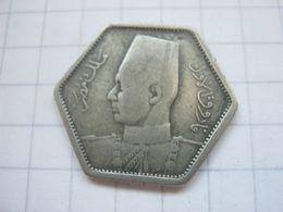 Egypt , 2 Piastres 1363 (1944) - Egypte
