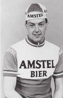CARTE CYCLISME PIET LIEFAARD TEAM AMSTEL 1979 - Wielrennen