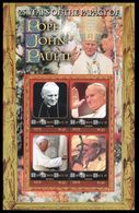 Niue, 2004 (#1044-47a), Pope John Paul II, Johannes Paul II, Giovanni Paolo II, Jean-Paul II, Juan Pablo II, João Paulo - Papi