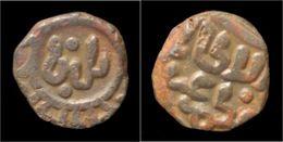 India Sultanate Of Delhi Ghiyath Al-Din Balban Billon 2 Ghani - Indian