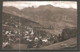 Carte P ( Chexbres ) - VD Vaud