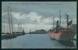 VIANA DO CASTELO - Doca De Fluctuação. Carte Postale - Viana Do Castelo