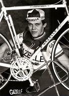 PHOTO PRESSE, EGON VAN KESSEL TEAM GAZELLE 1979 FORMAT 12,7 X 17,7 - Wielrennen