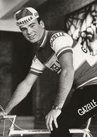 PHOTO PRESSE, ANTOON VAN DE STEEN TEAM GAZELLE 1979 FORMAT 12,7 X 17,7 - Wielrennen