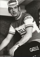 PHOTO PRESSE, PIET MAAS TEAM GAZELLE 1979 FORMAT 12,7 X 17,7 - Wielrennen