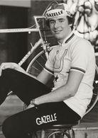 PHOTO PRESSE, THEO DE ROOIJ TEAM GAZELLE 1979 FORMAT 12,7 X 17,7 - Wielrennen