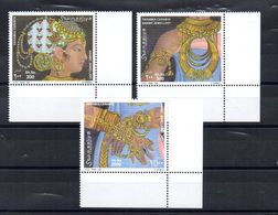 SOMALIA, 1997 - SERIE, SET - GIOIELLI ARABI - JEWELRY - ADF MNH** - Somalie (1960-...)