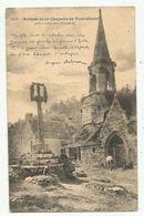 La Roche - Maurice  (29 - Finistère) Ruines De La Chapelle De Pont Christ - La Roche-Maurice