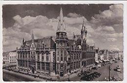 BELGIUM -  AK 381989 Gent - Post En Korenmarkt - Gent