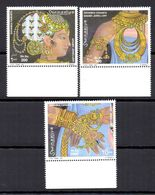 SOMALIA, 1997 - SERIE, SET - GIOIELLI ARABI - JEWELRY - BDF MNH** - Somalie (1960-...)