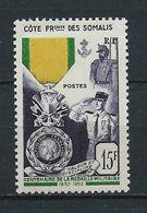 COTE DES SOMALIS 1952 . N° 284 . Neuf ** (MNH) . - Neufs