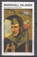 Marshall Islands 1994 WO II Rome Falls To The Allies 1944  Michel 516  MNH 28076 - Marshall