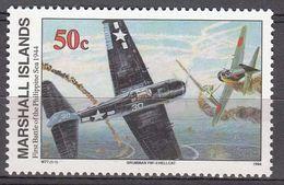Marshall Islands 1994 WO II First Battle Of The Philippijne Sea 1944  Michel 525  MNH 28079 - Marshall
