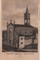 Valeggio Lomellina Chiesa Parrocchiale Viagg - Pavia