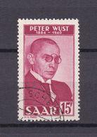 Saargebiet - 1950 - Michel Nr. 290 - Gestempelt - 1947-56 Allierte Besetzung