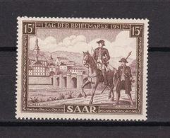 Saargebiet - 1951 - Michel Nr. 305 - Postfrisch - 1947-56 Allierte Besetzung