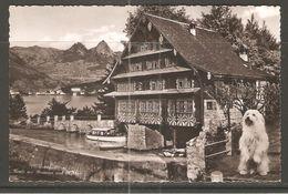 Carte P ( Brunnen ) - SZ Schwyz