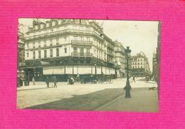 CARTE PHOTO.  PARIS. 75004.  A LA TOUR SAINT JACQUES.  88 RUE DE RIVOLI.  VETEMENTS. CONFECTION - Arrondissement: 04