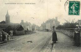 La Daguenière * 1909 * Entrée Du Bourg - Autres Communes