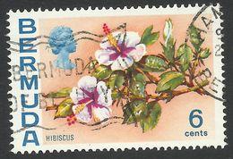 Bermuda, 6 C. 1970, Sc # 260, Used - Bermudes