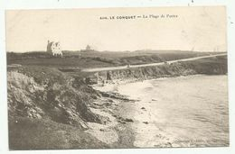 Le Conquet (29 - Finistère) La Plage De Portez - Le Conquet