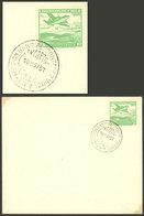 "CHILE ANTARCTICA: Envelope With Postmark Of  ""EXPEDICIÓN GABRIEL GONZALEZ VIDELA"" 18/SE/1957, Very Fine Quality!"" - Timbres"