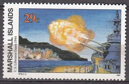 Marshall Islands 1994 WO II U.S. Liiberates Guam 1944  Michel 542  MNH 28080 - Marshall