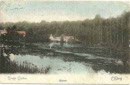 Auderghem / Oudergem  -  Rouge Cloître  -  L'Etang - (gekleurde Kaart) - Auderghem - Oudergem