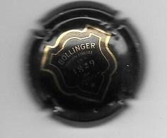 CHAMPAGNE «BOLLINGER VERT FONCE« (21) - Champagne
