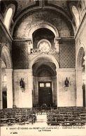 St Etienne De Montluc * Intérieur De L'église Du Village * La Tribune - Saint Etienne De Montluc