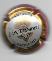 """CHAMPAGNE«J DE TELMONT 27 """" (21) - Champagne"""