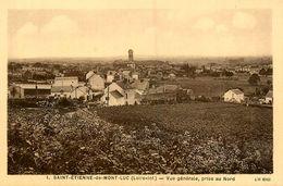 St Etienne De Montluc * Vue Générale , Prise Au Nord - Saint Etienne De Montluc